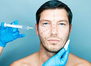 Какие пластические операции предпочитают мужчины