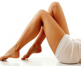 Увеличеные объемы голени